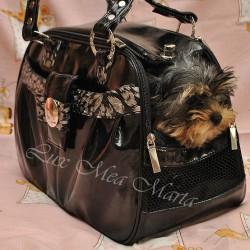 сумка переноска для маленькой собачки